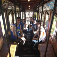 Photo taken at Angels Flight Railway by Evan L. on 3/3/2012