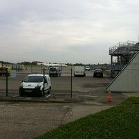 Photo taken at Aéroport Strasbourg-Entzheim (SXB) by Maykel S. on 6/19/2012