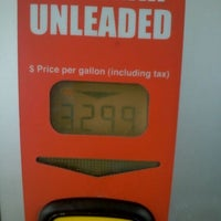 Photo taken at Martin's Gas by Brittany P. on 3/2/2012