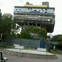 Photo taken at Biblioteca Nacional by Yaneth H. on 8/7/2012