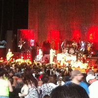 Photo taken at Marcus Amphitheater by Phil S. on 7/5/2012