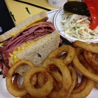 Photo taken at Centre Street Deli by Pat N. on 6/29/2012