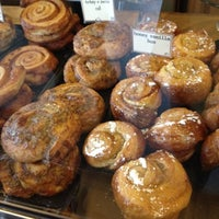 Photo taken at Crema Bakery and Cafe by Kent M. on 3/17/2012