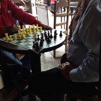 Photo taken at La Covacha Barra de Café by Inti A. on 4/10/2012