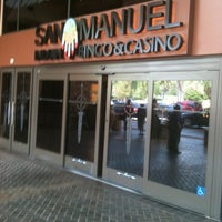 Photo taken at San Manuel Indian Bingo & Casino by Sarina M. on 7/4/2012