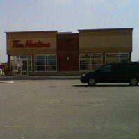 Photo taken at Tim Hortons by Kimberley C. on 9/5/2012
