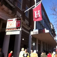 Photo taken at Harvard Coop Society Bookstore by Meshi D. on 2/19/2012