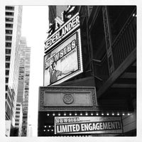 Photo taken at Nederlander Theatre by Jenn B. on 4/9/2012
