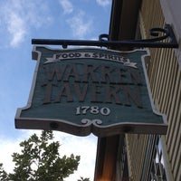 Photo taken at Warren Tavern by Paul K. on 7/15/2012