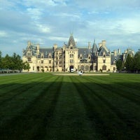 Photo taken at The Biltmore Estate by Jonathan O. on 5/4/2012