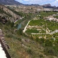 Photo taken at Mirador De Blanca by Joaquin M. on 5/6/2012