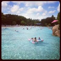 Photo taken at Disney's Blizzard Beach Water Park by Tyler M. on 6/22/2012