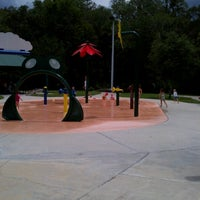 Photo taken at Oldsmar Spray Park by Adrian D. on 8/2/2012