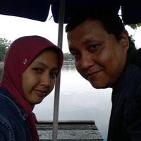 Photo taken at Kampung betawi situ babakan by zul s. on 4/29/2012
