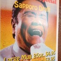 Photo taken at Sake House Miro by Czara J. on 4/11/2012