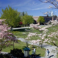 Photo taken at LIU Post by LIU P. on 2/29/2012