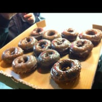 Photo taken at M&M Donuts by Brian M. on 3/18/2012