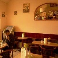 Photo taken at Café Fleur by Imaginateur on 4/27/2012