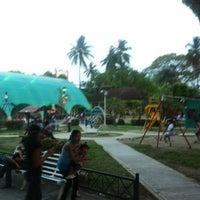 Photo taken at Parque Hidalgo by Alex X. on 3/25/2012