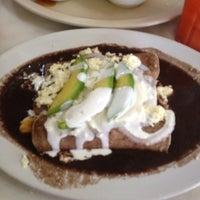 Photo taken at Antojitos Anita by Willians J. on 3/11/2012