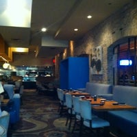 Photo taken at Maiko Sushi Lounge by Becky C. on 2/12/2012