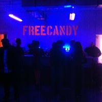 Photo taken at Free Candy by Christian N. on 3/11/2012