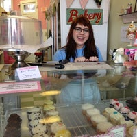 Photo taken at The Flying Cupcake by Michelle S. on 3/20/2012