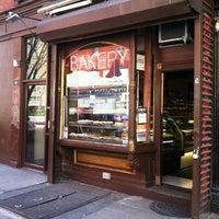 Photo taken at Pinisi Café & Bakery by Damian C. on 4/8/2012