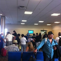 Photo taken at Concourse C by Julie K. on 5/19/2012