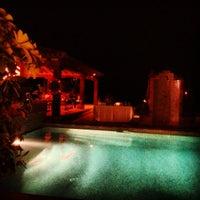 Photo taken at Mas De Canicatti by Juanma A. on 7/14/2012