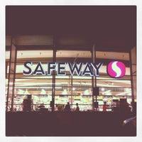 Photo taken at Safeway by Rosalie S. on 2/22/2012
