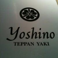 Photo taken at Yoshinos by Taylor N. on 6/9/2012