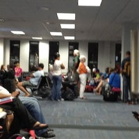 Photo taken at Gate C17 by Bill B. on 8/13/2012
