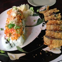 Photo taken at Young Sushi by Melody P. on 3/16/2012