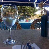 Photo taken at Bora Bar Trattoria by Tourist agency Turist -. on 7/31/2012