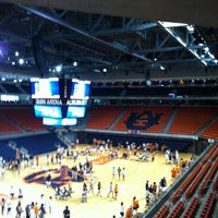 Photo taken at Auburn Arena by LaDonna R. on 8/12/2012