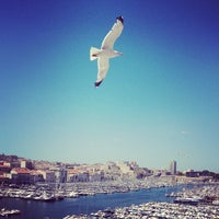 Photo taken at Old Port of Marseille by alex on 7/23/2012