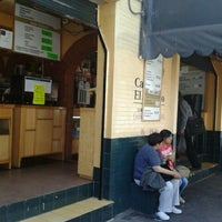 Photo taken at Café El Jarocho by Michel D. on 4/26/2012