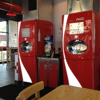 Photo taken at Five Guys by Christopher P. on 3/26/2012