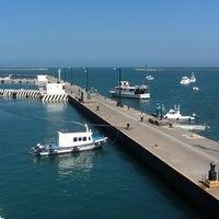 Photo taken at Puerto de Veracruz by Vicky C. on 2/28/2012