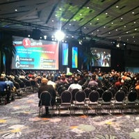 Photo taken at Ballroom A by Mike M. on 8/28/2012