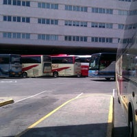 Photo taken at Estación de Autobuses de Valencia by Izarbe V. on 8/3/2012