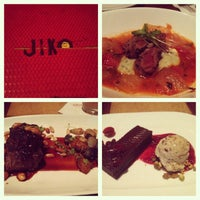Photo taken at Jiko - The Cooking Place by Kristopher L. on 8/21/2012