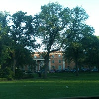 Photo taken at University of North Texas by Katie G. on 4/16/2012