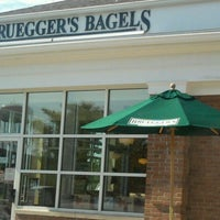 Photo taken at Bruegger's by Michelle K. on 7/25/2012