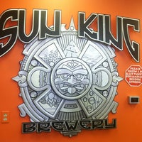 Photo taken at Sun King Brewing Co. by Nkosi W. on 7/15/2012