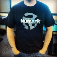 Photo taken at Numark Brasil by Leonardo L. on 6/15/2012