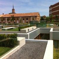 Photo taken at Parador de Alcalá de Henares by Juanjo C. on 5/16/2012