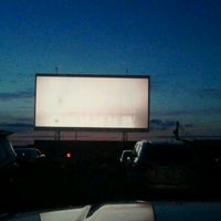 Photo taken at Stars & Stripes Drive-In Theatre by Ashley M. on 7/11/2012