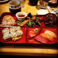 Photo taken at Tokyo Grill & Sushi by Buddha on 4/23/2012